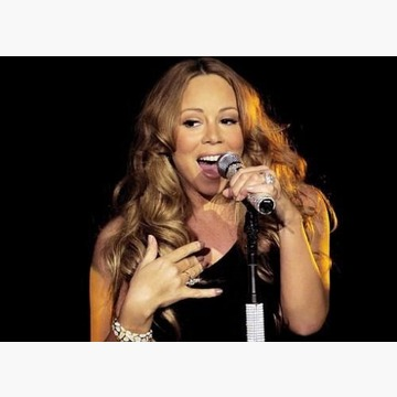 """""""Vision Of Love"""" (Live) by Mariah Carey"""