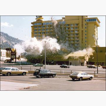Bombing Harvey
