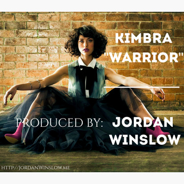 Kimbra - Warrior (Rework by Jordan Winslow)