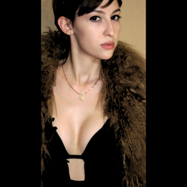 Image 270x270 julia marie dark fur coat img 0504