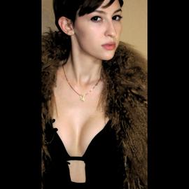 Image 270x270 julia marie dark fur coat img 0504